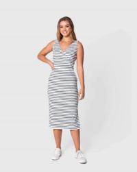 Elwood: Bets Dress (Stripes) - 12 image