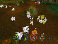 Shrek 2: Team Action for PC image