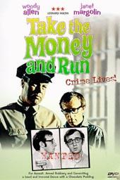 Take The Money And Run on DVD