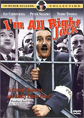 I'm All Right Jack on DVD