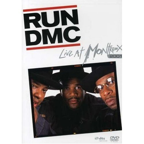 Run DMC - Live At Montreux 2001 on DVD
