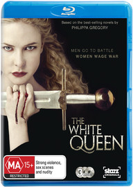 The White Queen on Blu-ray