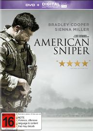 American Sniper DVD