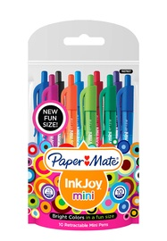 Paper Mate InkJoy Mini Assorted (10 Pack) image