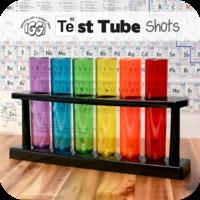 Test Tube Shots - (Set of 6) image
