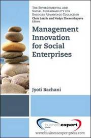 Strategy Making in Nonprofit Organizations: A Model and Case Studies by Jyoti Bachani