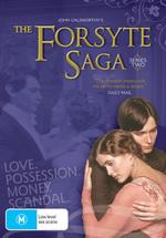 Forsyte Saga, The (2002) - Series 2 (2 Disc Set) on DVD