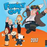 Family Guy 2017 Day-To-Day Calendar by 20th Century Fox