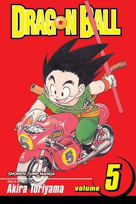 Dragon Ball, Vol. 5 by Akira
