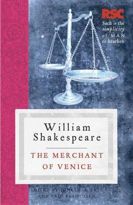 The Merchant of Venice by Eric Rasmussen