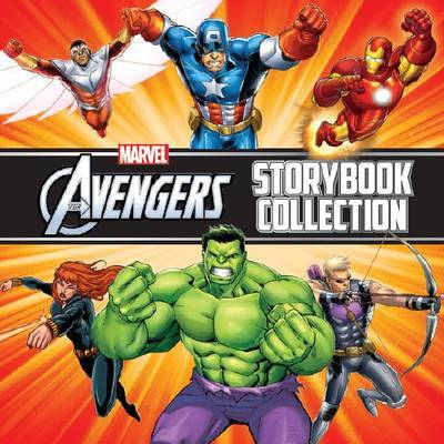 Marvel: Avengers Storybook Collection