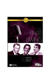 Legends in Concert - The Kings Of Swing (3 Disc Set) DVD