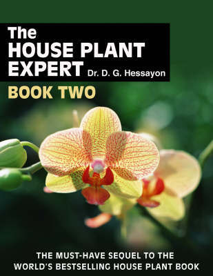The House Plant Expert Book 2 by D.G. Hessayon image