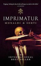 Imprimatur by Rita Monaldi image