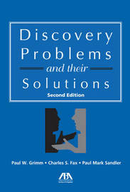 Discovery Problems and Their Solutions by Paul W. Grimm image