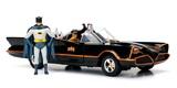 Jada: 1/24 Batmobile (1966) - Diecast Model