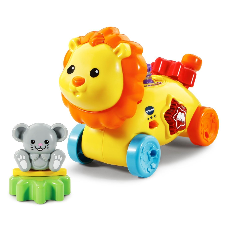 Vtech: Gearzooz - Gear Up & Go Lion image