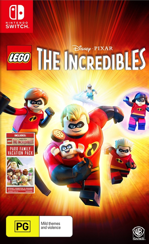 LEGO The Incredibles for Switch