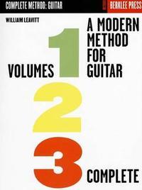 Modern Method for Guitar by William Leavitt