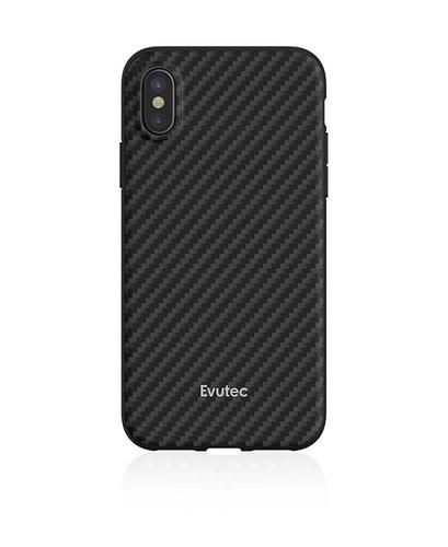 Evutec: Karbon Case with AFIX+ for iPhone XS Max - Karbon