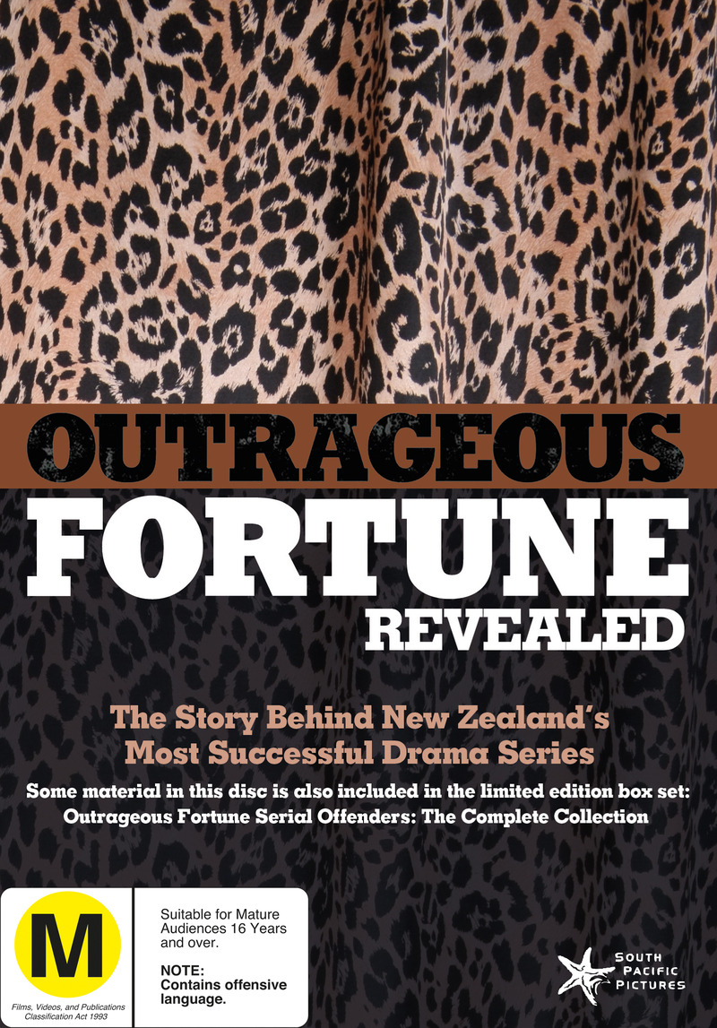 Outrageous Fortune - Revealed on DVD image