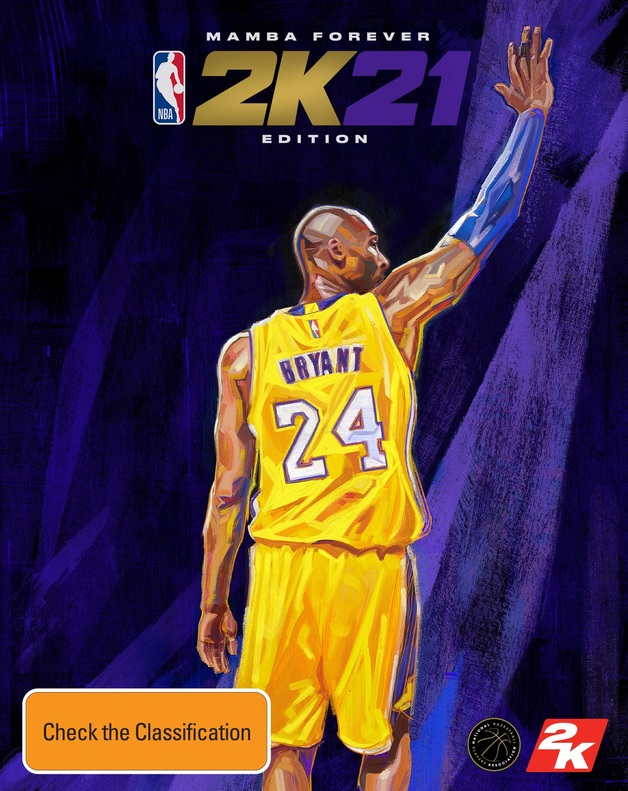 NBA 2K21 Mamba Forever Edition for PS5