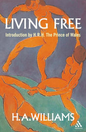 Living Free by H.A. Williams image