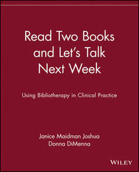 Read Two Books and Let's Talk Next Week by Janice Maidman Joshua image
