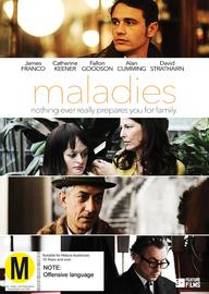 Maladies on DVD