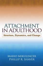 Attachment in Adulthood by Mario Mikulincer image