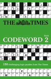 The Times Codeword 2 by Puzzler Media