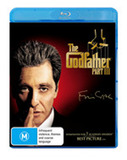 The Godfather - Part III on Blu-ray