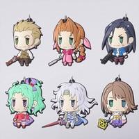 Final Fantasy: Trading Rubber Strap Vol.4 (Blind Box)