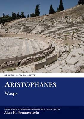 Aristophanes: Wasps image