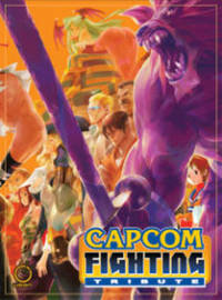 Capcom Fighting Tribute by Udon
