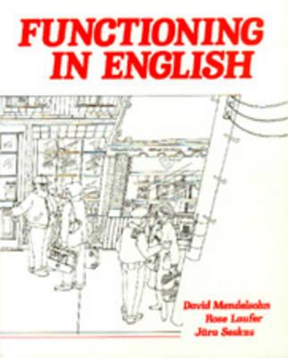 Functioning in English by David Mendelsohn