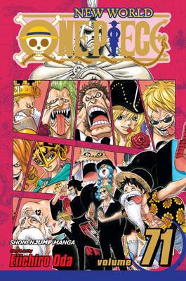 One Piece, Vol. 71 by Eiichiro Oda