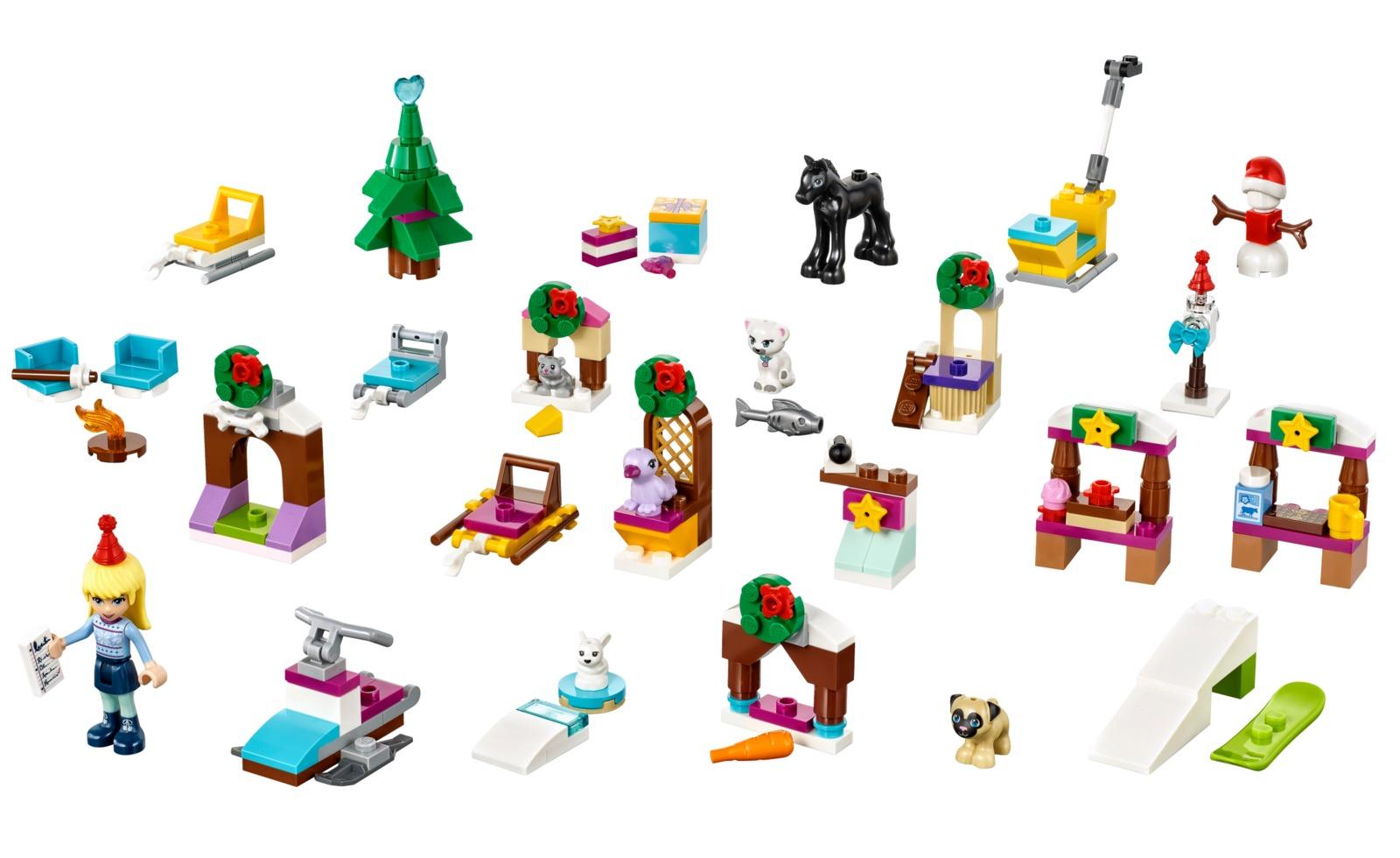 LEGO Friends: Advent Calendar (41326) image