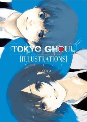 Tokyo Ghoul Illustrations: zakki image