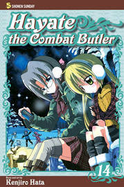 Hayate the Combat Butler, Vol. 14 by Kenjiro Hata image