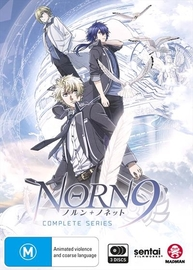 Norn9 Complete Series (Subtitled Edition) on DVD image