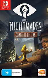 Little Nightmares Complete Edition for Nintendo Switch
