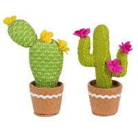 Colourful Cactus Decoration (Assorted)