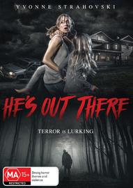 He's Out There on DVD
