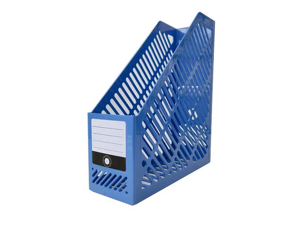 Office Supply Co: Magazine File - Light Blue
