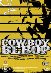 Cowboy Bebop - 2 on DVD