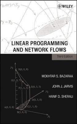 Linear Programming and Network Flows by M.S. Bazaraa image
