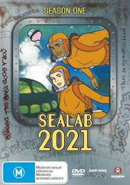Sealab 2021 - Season 1 on DVD image