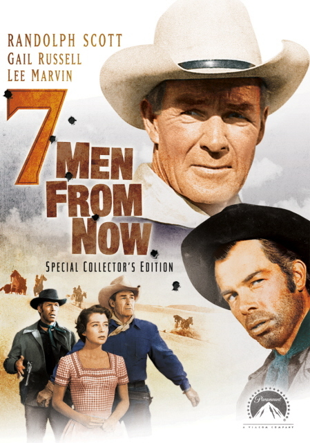 7 Men From Now - Special Collector's Edition on DVD