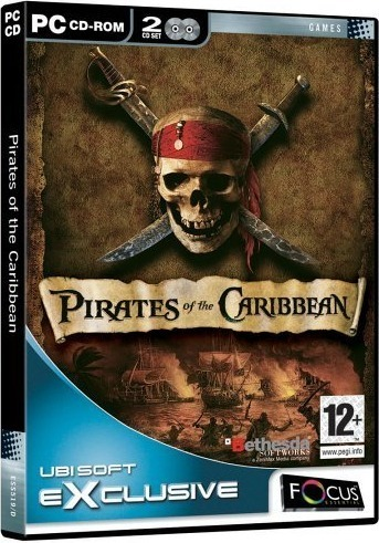 Pirates of the Caribbean for PC